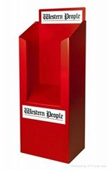 Cardboard Peg POP Display