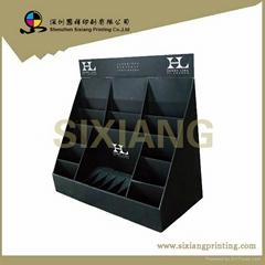 Cardboard PDQ Display