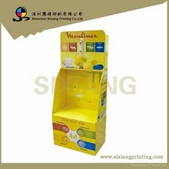 Supermarket Equipment Cardboard Display