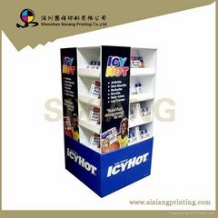 Merchandise Cardboard Display