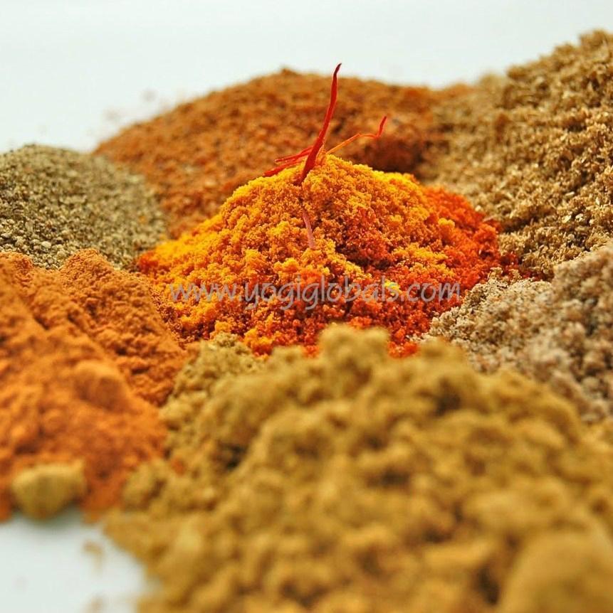 Herbal Powders 1