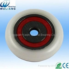 S688 Aluminum windows and doors roller pulley