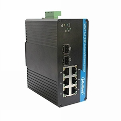 POE industrial ethernet switch