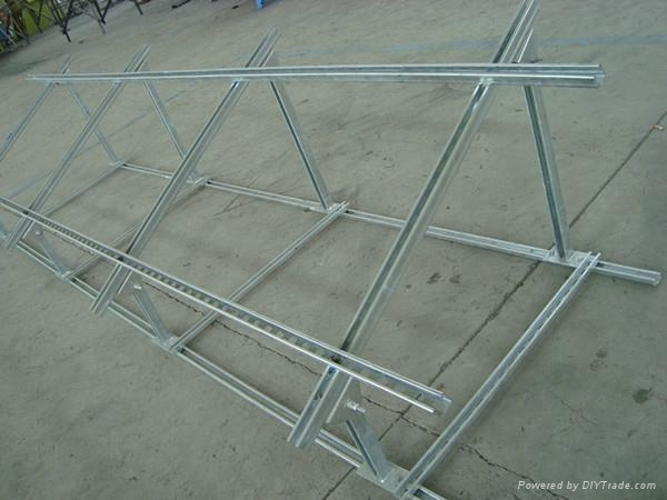 solar panel mounting frame bracket 1