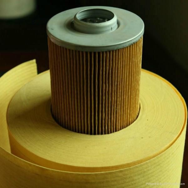 car air filter paper roll 1