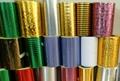 Curtain rod sticker