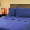 Polar Fleece Sheet Sets Bedding Plain 3