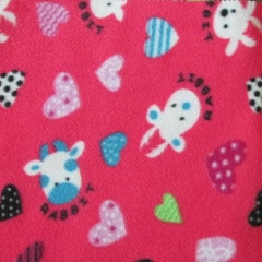 Printed Fabrics Polar Fleece Cartoon
