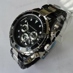 仿陶瓷手表