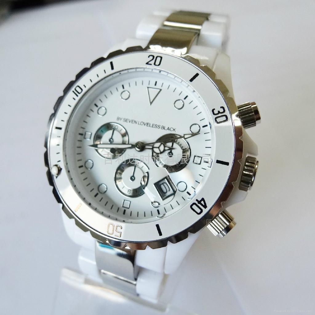 仿陶瓷手表 4