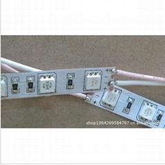 660nm SMD5050 每米60灯LED红外灯带