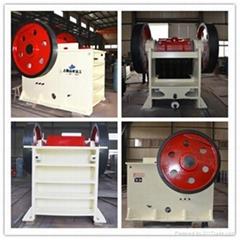 China Jaw cone Impact cusher portable Series Crushing Plant machine