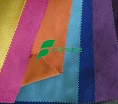 suprior quality suede fabric for shos