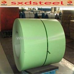 ppgi galvanized steel coils