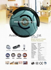 AY-8660 robot vacuum cleaner (can OEM / factory)