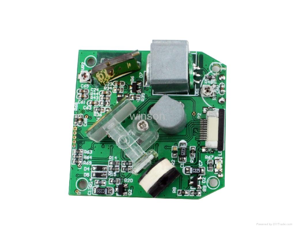 一维激光扫描引擎  4