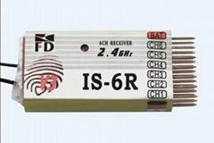 2.4G 6通道接收机