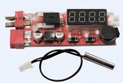 Wattmeter for model planes