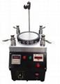 Four corners pressurized fiber optic polishing machine 2