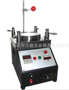 Four corners pressurized fiber optic polishing machine 3