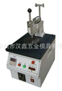 Central pressurized fiber optic polishing machine 1
