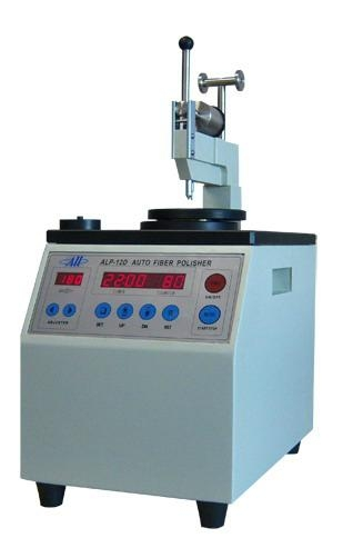 Central pressurized fiber optic polishing machine 2