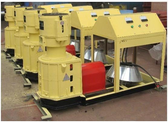 SKJ2-300 pellet mill 1