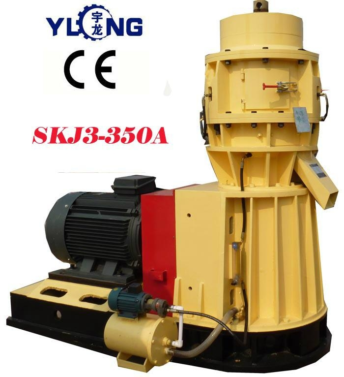 SKJ3-350 pellet mill  1