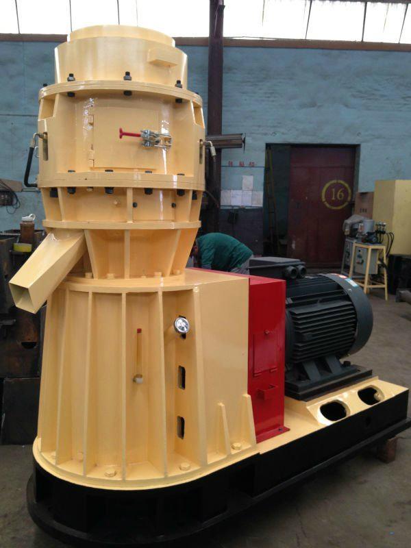 SKJ3-450 pellet mill  1