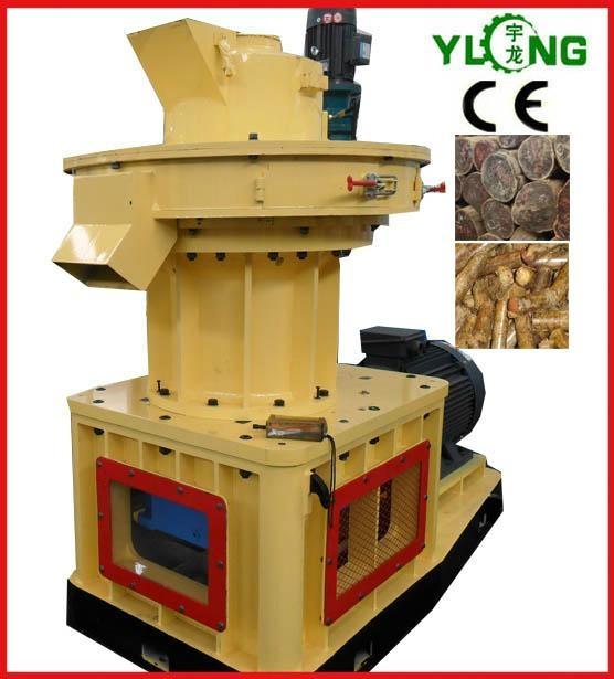 XGJ560 wood pellet machine 1