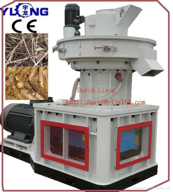 XGJ560 wood pellet machine 2