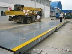 3*16m  Truck Scale