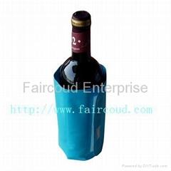 beer cooler can cooler wine cooler  Reusable gel bollte wine cooler