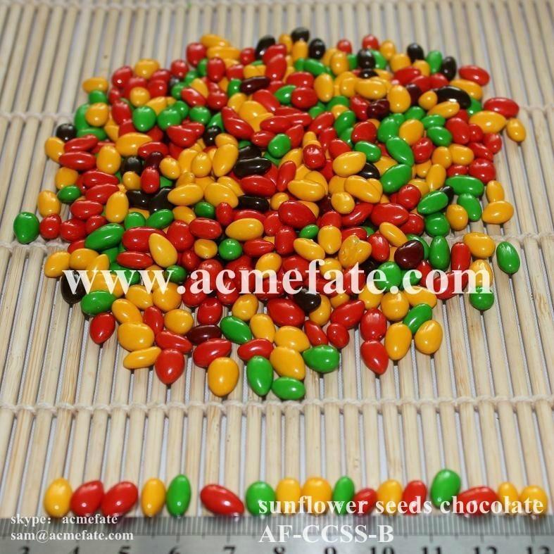 Sunflower Seeds Chocolate 1