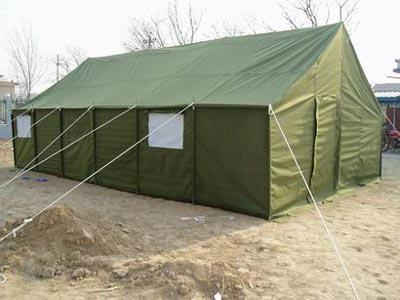 canvas tent 1