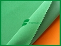 100% nylon flocking fabric used for package 3