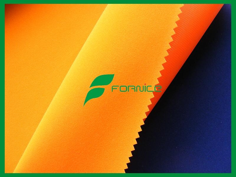 100% nylon flocking fabric used for package 4