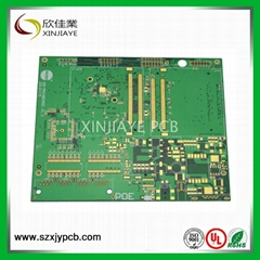 multilayer printed circuit board pcb supplier