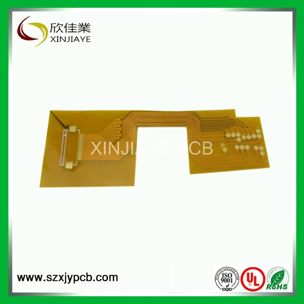 Fpc Flexible Printed Circuit Board Flex Pcb Manufacturer Xjy005 Assembly Manufacture Electronic China Buy 1