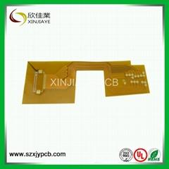 FPC flexible printed circuit board flex pcb manufacturer