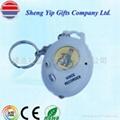 plastic talking keychain 3