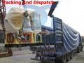 Yugong Efficiency Centrifugal Ring Die Wood Pellet Mill 5