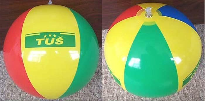 充气沙滩球 2