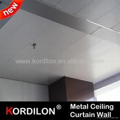 High quality aluminum strip ceiling