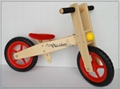 Kid Wooden Balance Bike