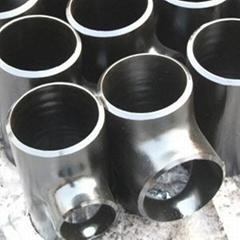 ASME B16.9 Steel Pipe Fitting Tee