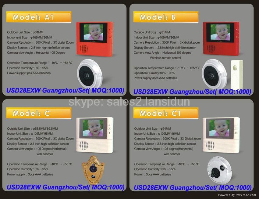 video door phone 3