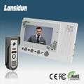 """4.3"""" monitor handfree video door phone"""