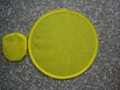 Foldable Frisbee Flyer or Disc