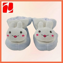 Custom soft baby shoes in Disney audited manufactuer in China